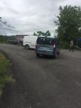Zonguldak Trafik Kazası; 1 Yaralı