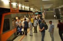 TRAFİK SORUNU - Adana Cumhurbaşkanı Erdoğan'dan Metro Jesti Bekliyor