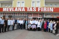 SALIH CORA - AK Parti Trabzon Milletvekilleri Ve Adayları Seçim Sonrası Trabzon'un Batı İlçelerini Turladı
