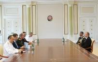 BAKÜ - Aliyev, Genelkurmay Başkanı Hulusi Akar'ı Kabul Etti