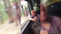 KAÇıŞ - Ataşehir'de Belediye Otobüsündeki Taciz İddiası