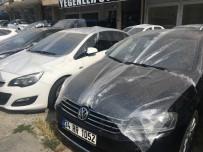 MEHMET ÇETIN - Avcılar'da Doluya Karşı Battaniye Ve Kilimli Önlem