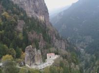 Aya Varvara Kilisesi'ne Arap Turist İlgisi