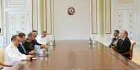 ALIYEV - Azerbaycan Cumhurbaşkanı Aliyev Orgeneral Akar'ı Kabul Etti