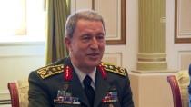 TÜRK ŞEHİTLİĞİ - Bakan Canikli Ve Orgeneral Akar Azerbaycan'da