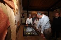 ASTRONOMI - Bakan Gül, İslam Bilim Tarihi Müzesi'ni Gezdi