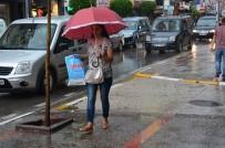 YAĞIŞ UYARISI - Balıkesir Bu Haftayı Yağışlı Geçirecek