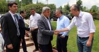 HÜSEYİN ÜZÜLMEZ - Başkan Karaosmanoğlu, ''Emeğin Olduğu Yerden Kuvvet Çıkar''