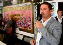 CELALETTIN GÜVENÇ - Başkan Okumuş Açıklaması ' Türkoğlu'nu Üçüncü Metropol İlçe Yapacağız'