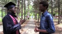 HAVA KIRLILIĞI - Burkina Fasolu Benjamin Fakülteyi Birincilikle Bitirdi