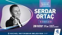 ÇOCUK OYUNU - Büyükşehir'den Serdar Ortaç Konseri
