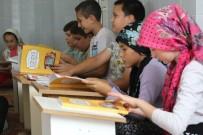 YAZ MEVSİMİ - Camiler Çocuk Sesleriyle Şenlendi