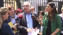DOLMABAHÇE SARAYı - Dolmabahçe Sarayı Baltacılar Dairesi'nin Tahliye İstemi