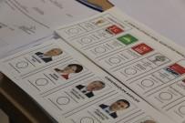 TEMEL KARAMOLLAOĞLU - Edirne'de Geçerli Oy Sayısı 111 Bin 951