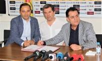FUAT ÇAPA - Eskişehirspor'un Yeni Teknik Direktörü Fuat Çapa Oldu