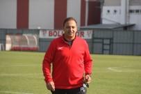 FUAT ÇAPA - Fuat Çapa Eskişehirspor'a imzayı atıyor