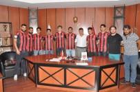 ERDAL ÖZDEMIR - Gaziantepspor 9 Futbolcusuyla Sözleşme Yeniledi