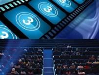 SİNEMA SALONU - Sinema ve tiyatro seyircisi arttı