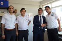 POLİS HAFTASI - Güvenlik-İş Sendikası Kocaeli İl Temsilcisi Tatlıgül, Özel Güvenlik Görevlileri Günü'nü Kutladı