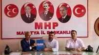 ÖZEL GÜVENLİK GÖREVLİSİ - Güvenlik - İş Sendikası'ndan MHP'ye Ziyaret