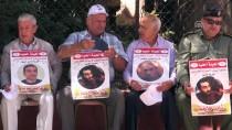 KIZILHAÇ - İsrail Hapishanelerindeki Filistinli Tutuklulara Destek Gösterisi