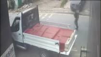 MUSTAFA GÜNEŞ - Kamyonet Hırsızlığı Şüphelisi Yakalandı