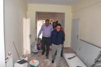 EDREMIT BELEDIYESI - Kazı Evi Yeni Yerine Taşınacak