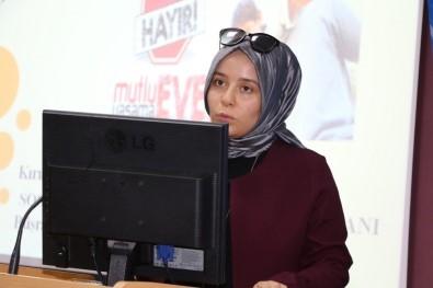 Kırıkkale'de 'Bağımlılıkla Mücadele' Semineri