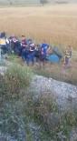EVLİYA ÇELEBİ - Kütahya'da trafik kazası: 2'si ağır 4 yaralı
