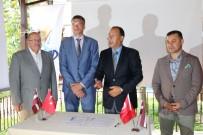 LETONYA - Letonya İle İlişkiler Güçleniyor