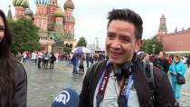 KıZıL MEYDAN - Meksikalı Basın Mensuplarının En Güvendiği İsim Lozano