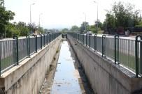 KAZIM KARABEKİR - Melikgazi'nin Taşkın Su Kanalları Şehrin Sigortası Oldu
