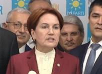 İyi Parti - Meral Akşener, Muharrem İnce'ye cevap verdi