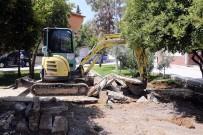 AKKONAK - Merkezefendi'de Üst Yapısı Tamamlanan Mahalleler Parklarla Donatılacak