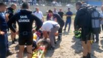 MESUT YILMAZ - Mesut Yılmaz İsimli Öğrenci Denizde Boğuldu