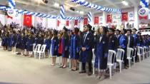 MARMARA ÜNIVERSITESI - MÜ İletişim Fakültesi Mezuniyet Töreni