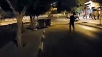 SES BOMBASI - Nablus'ta Filistinlilerle İsrail Askeri Çatıştı, 50 Filistinli Yaralandı