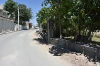 Nusaybin'de Sınır Caddeleri Yapılıyor