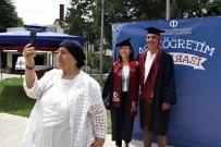 AÇIKÖĞRETİM - (Özel) Diplomalarını Okuma Yazma Bilmeyen Anneleriyle Aldılar