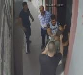 DAYAK - (Özel) İstoç'ta İş Yerini Basan Saldırganlar, Çalışanı Öldüresiye Dövdü