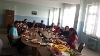 FELSEFE - Seminer Sonrası Tayini Çıkan Öğretmenler, Kahvaltıda Bir Araya Geldi