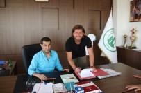 ALI AYDıN - Sivas Belediyespor Ali Aydın İle Sözleşme Yeniledi