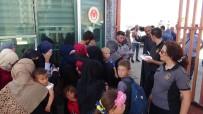 CİLVEGÖZÜ SINIR KAPISI - Suriyelilerin Dönüşü Başladı