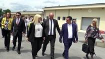 TEMYİZ MAHKEMESİ - TİKA'dan Makedonya'daki Cezaevlerine Teknik Donanım Desteği