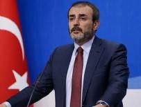 MAHİR ÜNAL - AK Parti'den Muharrem İnce açıklaması: CHP'nin doğal lideri haline geldi