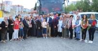 İNSAN HAKLARı DERNEĞI - Uşaklı Şehit Aileleri Güneydoğu Anadolu'ya Uğurlandı