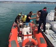 YARALI ÇOCUK - Yaralı Çocuk İçin Sahil Güvenlik Tıbbi Tahliye Yaptı