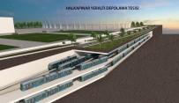 OSMAN ÜNLÜ - 115 Metro Vagonu İçin 2 Katlı Yeraltı Otoparkı