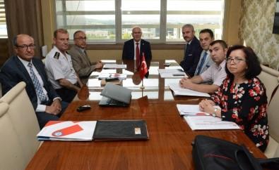 2018 YKS Uşak İl Sınav Koordinasyon Kurul Toplantısı Gerçekleşti