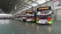 HÜSEYIN SÖZLÜ - 60 Yeni Otobüs Adanalıların Hizmetinde